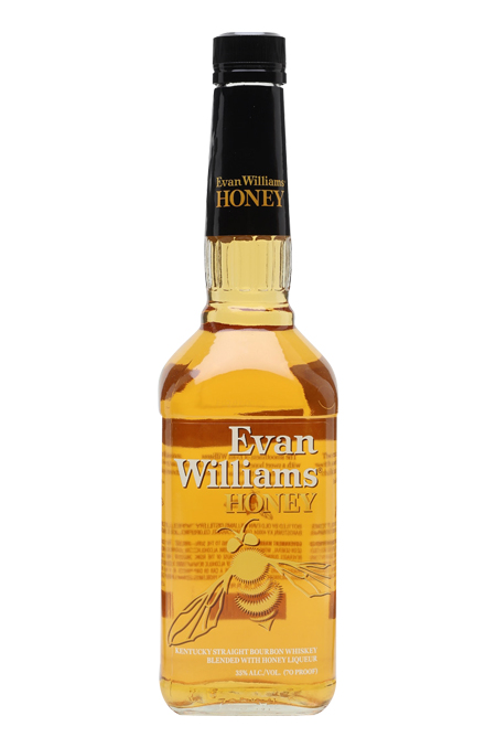 Whisky de Bourbon Evan Williams Honey 1 LT
