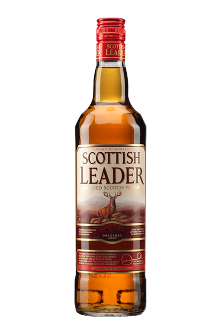 Whisky Escoces Scottish Leader 1L