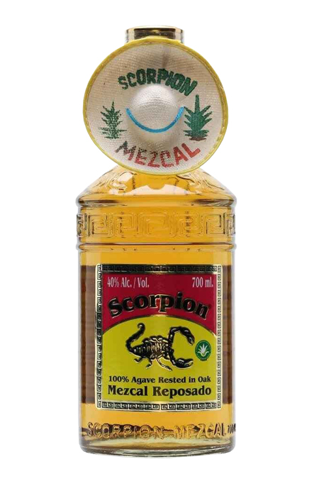 Mezcal Scorpion Reposado 700 ML